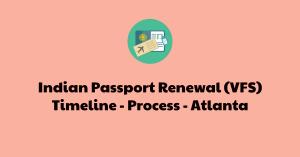 indian passport renewal documents process timeline